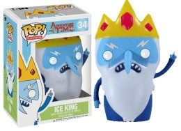 NEW ADVENTURE TIME POP! TOYS