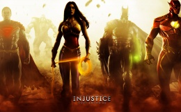 DC's Injustice: Gods Among Us Launch and Interview